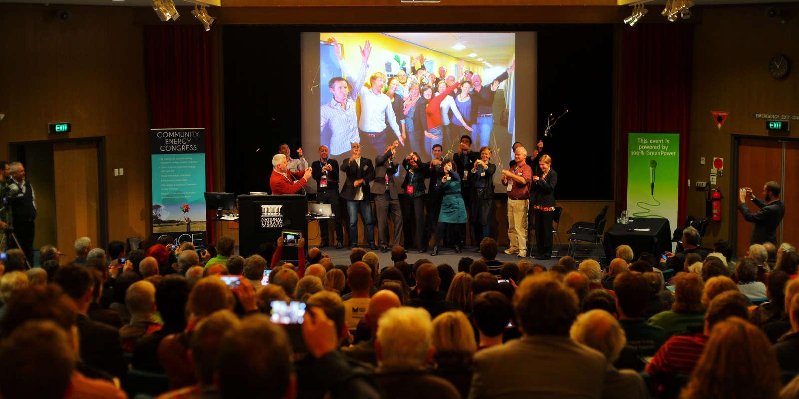 Community Energy Congress 2014