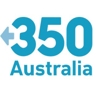350 Australia logo