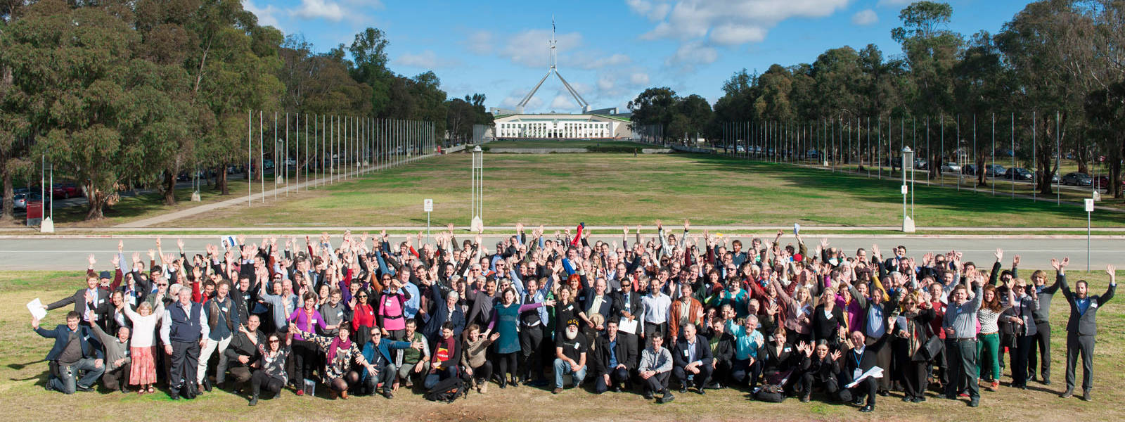 Community Energy Congress 2014 at Parliament House, Canberra
