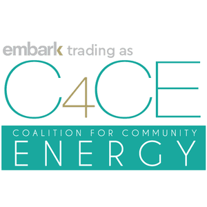 Coalition for Community Energy logo