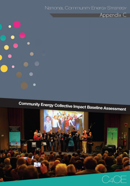 Community Energy Collective Impact Asessment