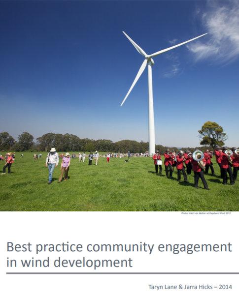 Community Engagement in Wind Development