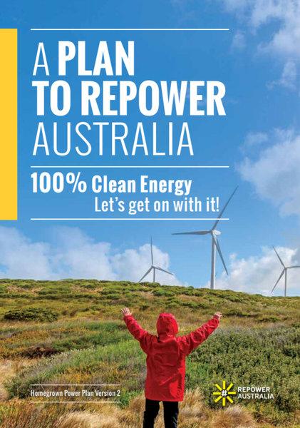 Repower Australia Plan