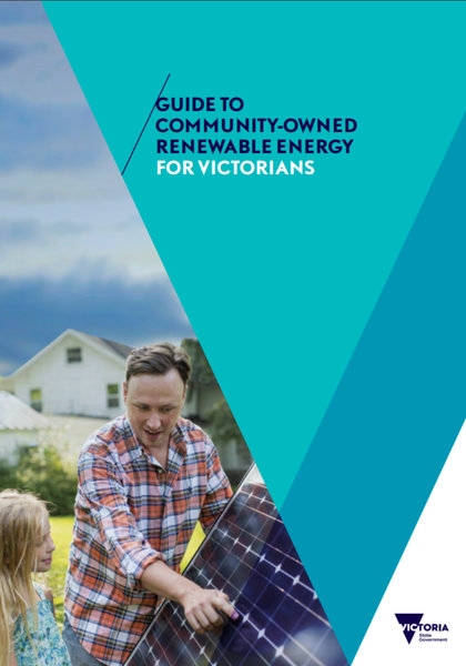 Victorian Guide to Community Energy