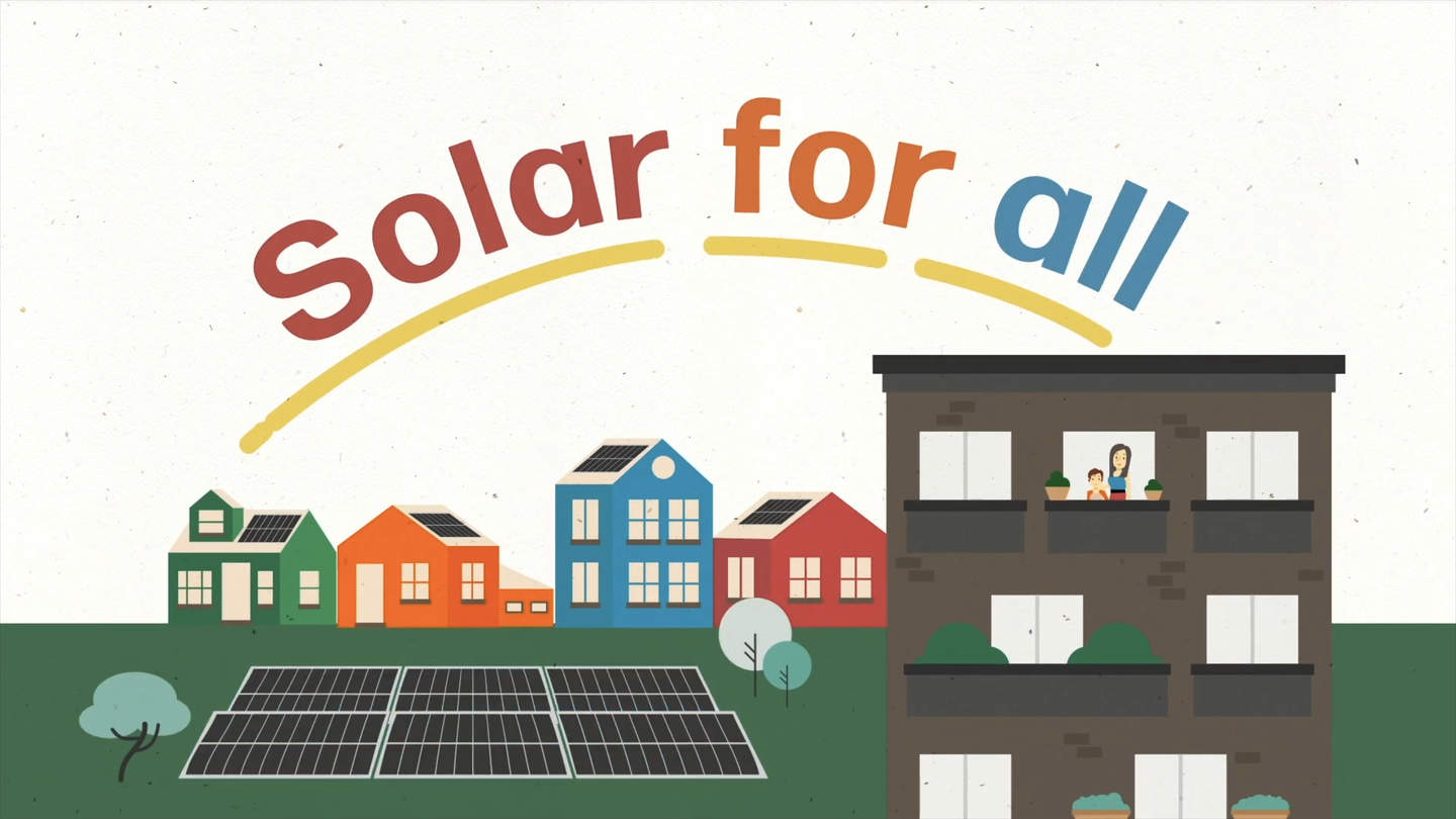 Solar for All video