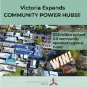 Community Power Hubs WIN